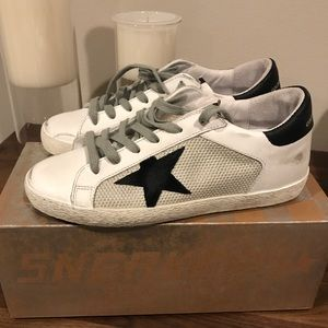 Golden Goose superstar - brand new with box